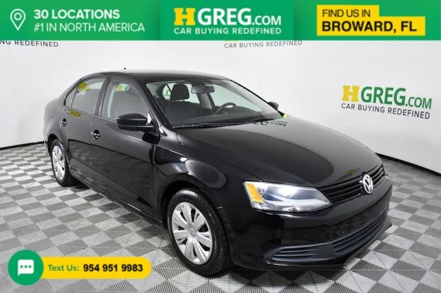 2014 Volkswagen Jetta TDI Value Edition