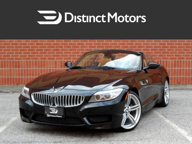 2016 BMW Z4 sDrive35i Roadster RWD