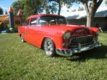 1955 Chevrolet Bel Air 2 Door Sedan RWD