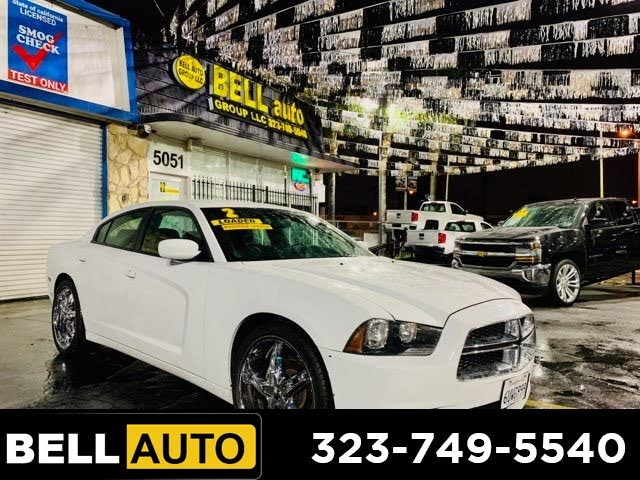 2012 Dodge Charger SXT Plus RWD