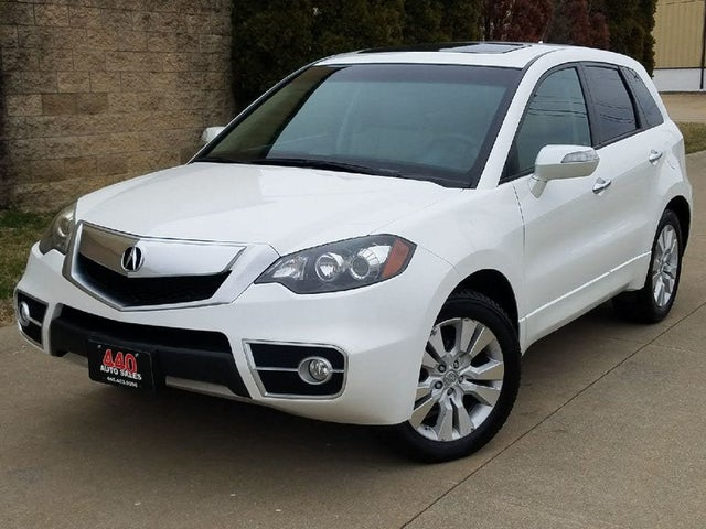 2012 Acura RDX SH-AWD with Technology Package