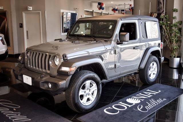 Used Jeep Wrangler for Sale in Mansfield, MA - CarGurus