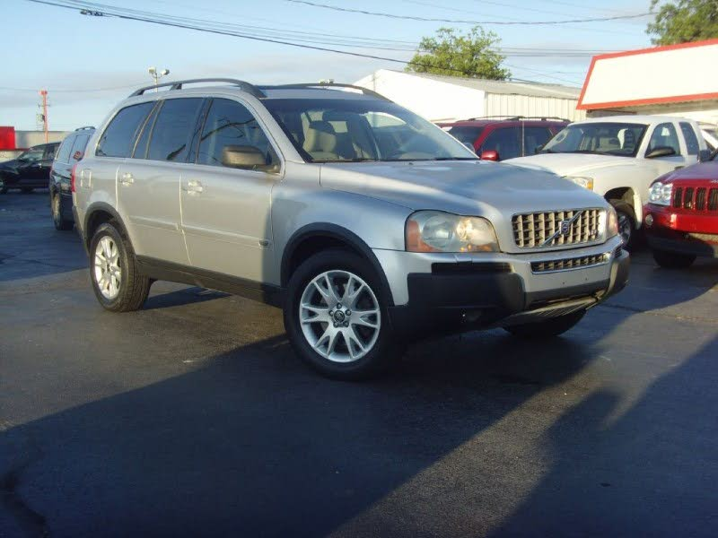 used 2004 volvo xc90 for sale  with photos