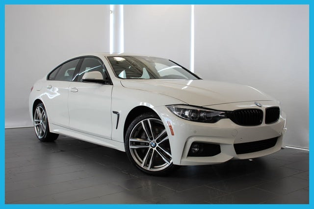 2020 BMW 4 Series 430i xDrive Gran Coupe AWD