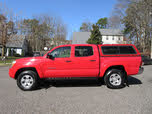 2006 Toyota Tacoma V6 4dr Double Cab 4WD SB with automatic