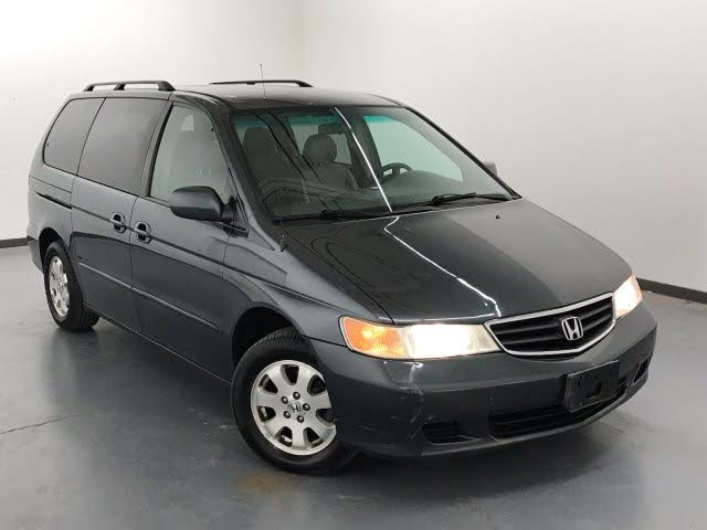 Used 2004 Honda Odyssey EX-L FWD for Sale (with Photos) - CarGurus