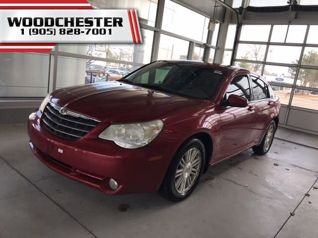 2008 Chrysler Sebring Touring Sedan FWD