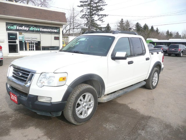 2010 Ford Explorer Sport Trac XLT 4WD