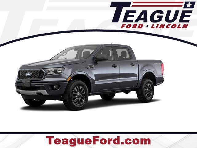 2019 Ford Ranger XLT SuperCrew RWD