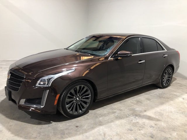2015 Cadillac CTS 2.0T Performance RWD
