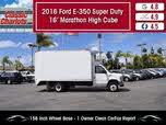 2016 Ford E-Series Chassis E-350 SD DRW Stripped RWD