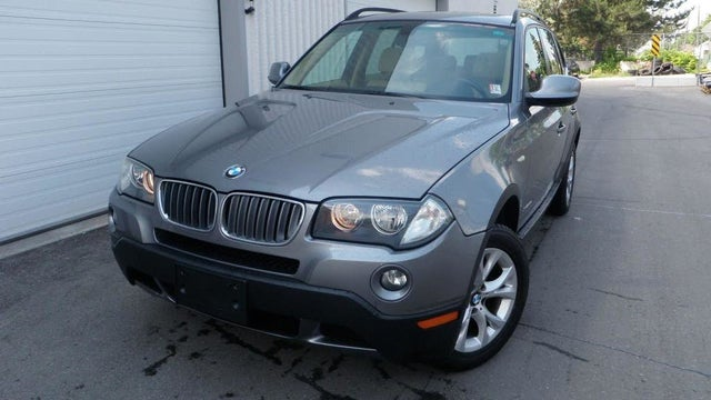 2010 BMW X3 xDrive28i AWD