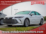 2019 Toyota Avalon Hybrid Limited FWD