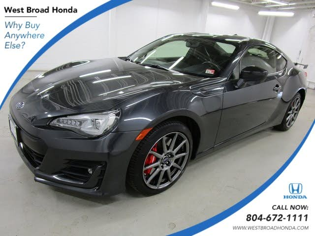 Used 2019 Subaru BRZ Limited RWD for Sale (with Photos ...