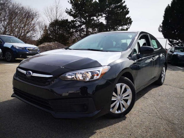 2020 Subaru Impreza 2.0i Convenience Sedan AWD with EyeSight Package