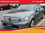 2012 Mercedes-Benz C-Class C 300 Luxury 4MATIC