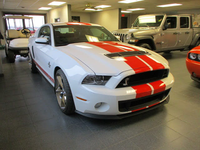 Used 2014 Ford Mustang Shelby GT500 Coupe RWD for Sale ...