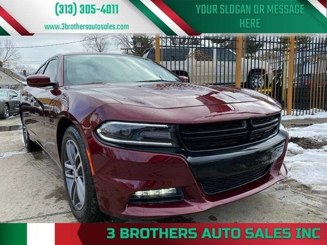 Used 2018 Dodge Charger GT Plus AWD for Sale (with Photos ...