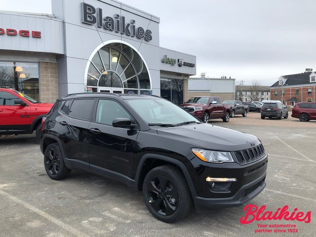 2020 Jeep Compass Altitude 4WD
