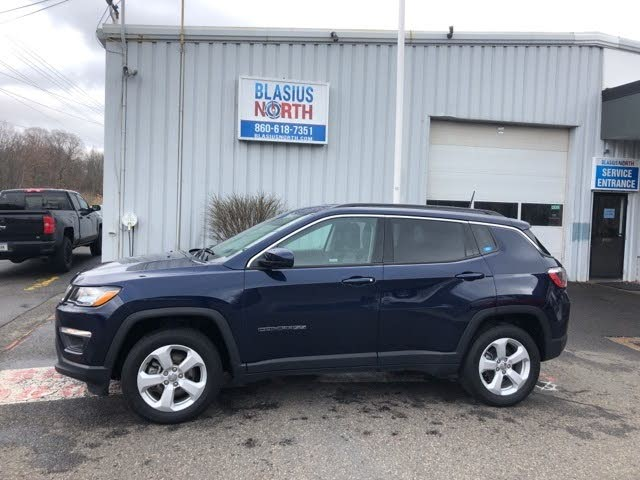 Used 2017 Jeep Compass Latitude 4wd For Sale With Photos Cargurus