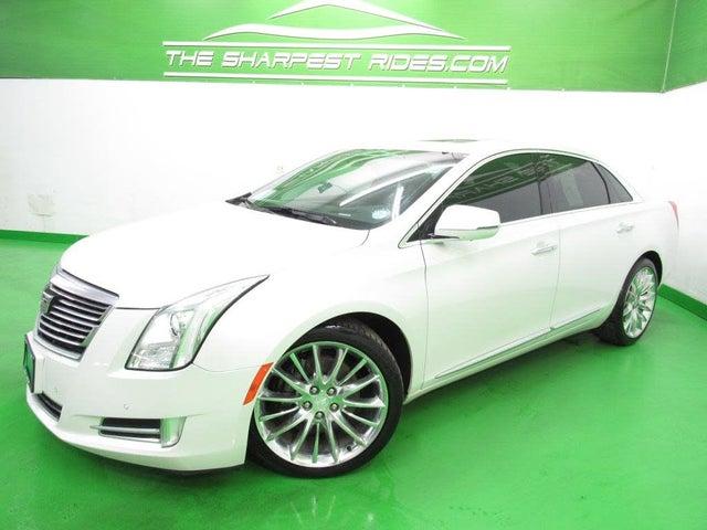 2016 Cadillac XTS Platinum AWD