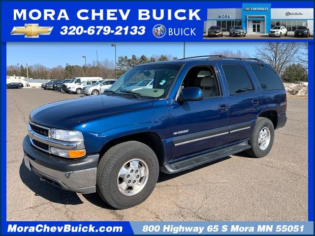 Used 2001 Chevrolet Tahoe Ls For Sale  With Photos