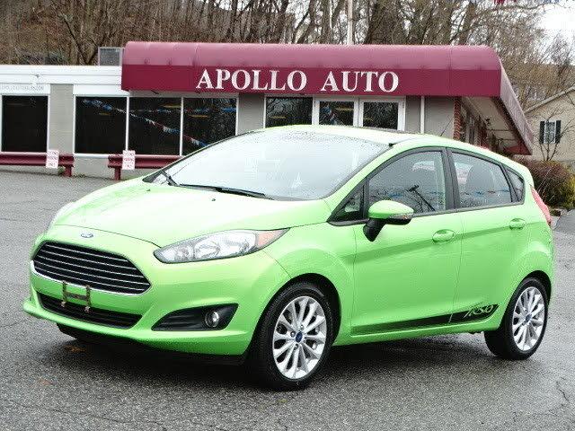 2014 Ford Fiesta SE Hatchback