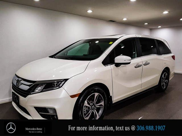 2019 Honda Odyssey EX-L FWD with Navigation