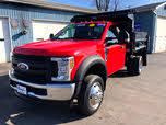 2018 Ford F-550 Super Duty Chassis DRW 4WD
