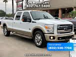 2012 Ford F-350 Super Duty King Ranch Crew Cab