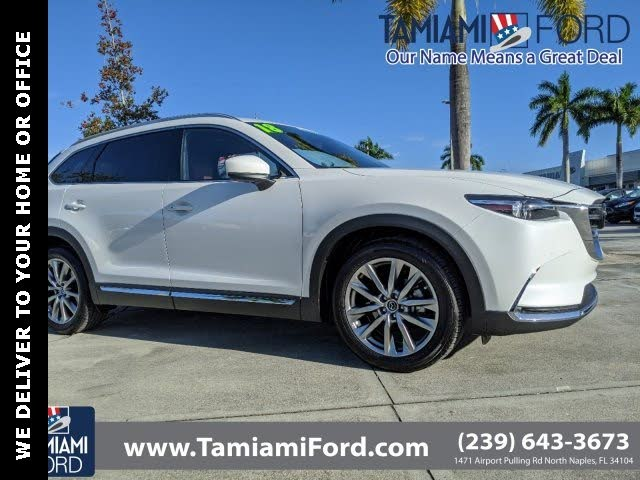 2018 Mazda CX-9 Signature AWD
