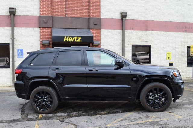 2019 Jeep Grand Cherokee Altitude 4WD