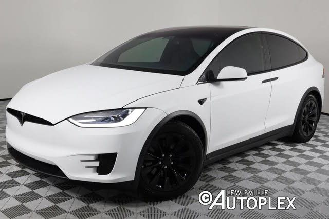 Used 2020 Tesla Model X for Sale (with Photos) - CarGurus