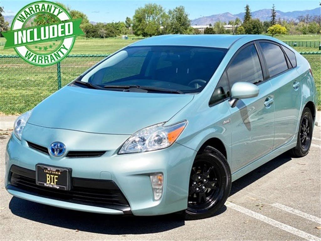 Used 2013 Toyota Prius For Sale With Photos Cargurus