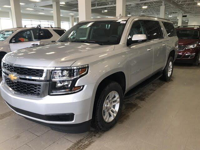 2020 Chevrolet Suburban 1500 LT 4WD