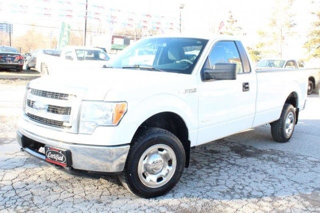 2013 Ford F-150 XLT LB 4WD