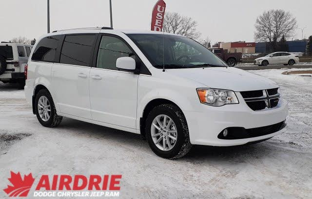 2019 Dodge Grand Caravan SXT Plus FWD