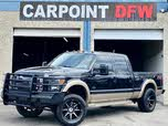 2012 Ford F-250 Super Duty King Ranch Crew Cab 4WD