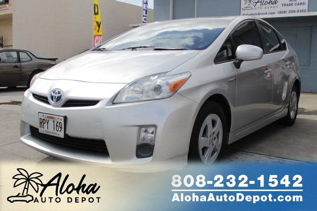 Used 2012 Toyota Prius For Sale With Photos Cargurus