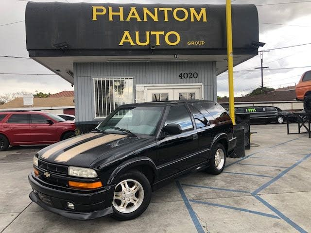 50 Best Los Angeles Used Chevrolet Blazer For Sale Savings From