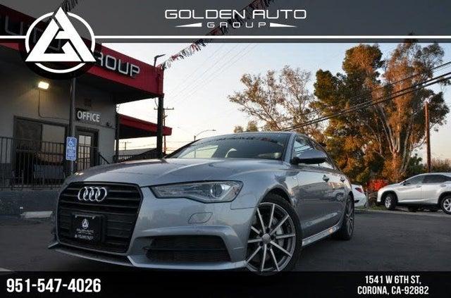 2017 Audi A6 2.0T Premium Sedan FWD