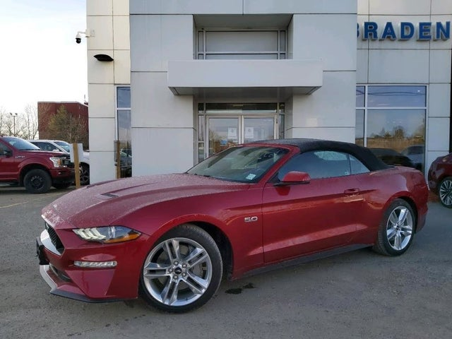 2020 Ford Mustang Gt Premium Convertible Review