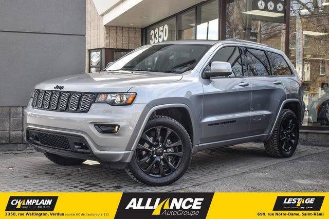 Used Jeep Grand Cherokee For Sale In Montreal, QC