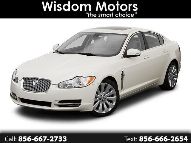 2009 Jaguar XF Luxury RWD