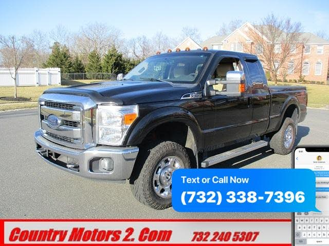 2012 Ford F-350 Super Duty Lariat SuperCab 4WD