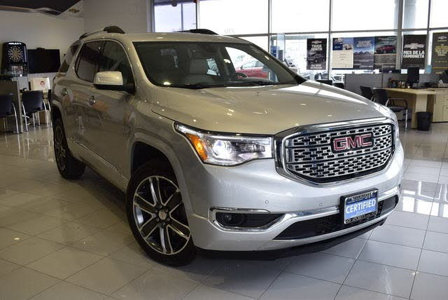 Used 2018 GMC Acadia Denali AWD for Sale (with Photos ...