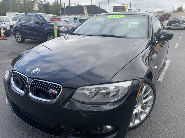 2011 BMW 3 Series 328i Coupe RWD