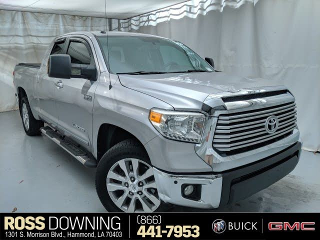 2014 Toyota Tundra Limited Double Cab 5.7L