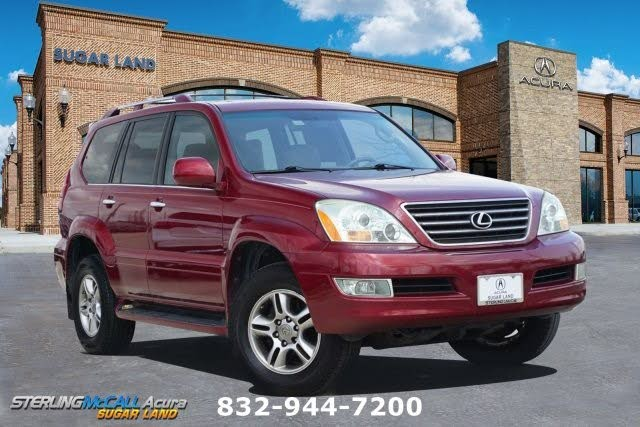 Used Lexus Gx 470 For Sale In Houston