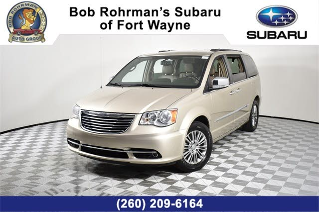 Used Chrysler Town Country For Sale In Jackson Mi Cargurus